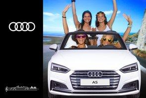Audi A5 en el Festival Cap Roig