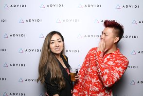Advidi's Rooftop Party