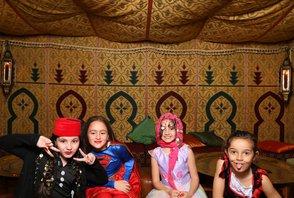 Purim en Marruecos
