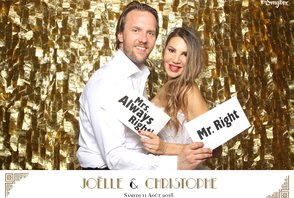Joëlle & Christophe
